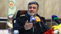 هشدار فرمانده ناجا به ارسال کنندگان فیلم برای مسیح علینژاد