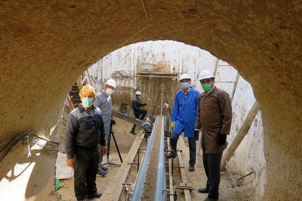 بازسازی شبکه فاضلاب شاهین شهر به روش نوین