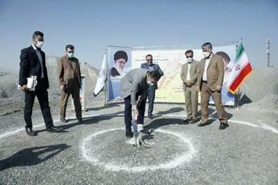 کلنگ زنی و شروع بکار رسمی پروژه تقاطع غیرهمسطح میدان امام حسین(ع)
