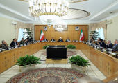 استقبال از روحانی در فرودگاه قزاقستان+عکس