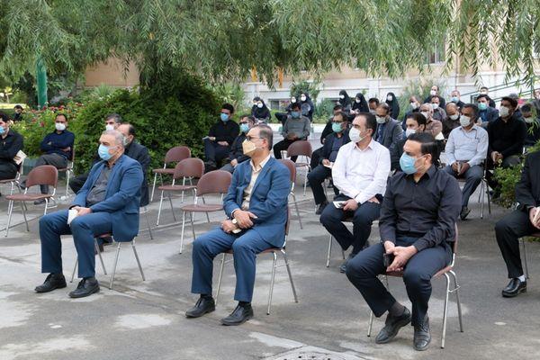 برگزاری زیارت عاشورا دربرق منطقه ای باختر