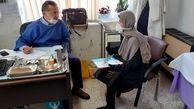 اجرای طرح ویزیت رایگان در مرکز درمانی لیجارکی منطقه آزاد انزلی