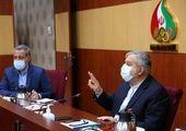 دیدار مسئولین آکادمی ورزش بلگراد صربستان با دبیر کل کمیته ملی المپیک