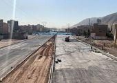 تامین روشنایی پروژه بزرگراه شهید نجفی رستگار در منطقه 15
