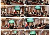 شهردار منطقه۹ با خوشنویس پیشکسوت کشور دیدار و گفتگو کرد