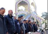 نام گذاری یکی از معابر  منطقه چهار به نام همرزم شهید سردار سلیمانی