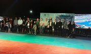 حضور فعال هیات هاکی فارس در نمایشگاه بزرگ ورزش در شیراز