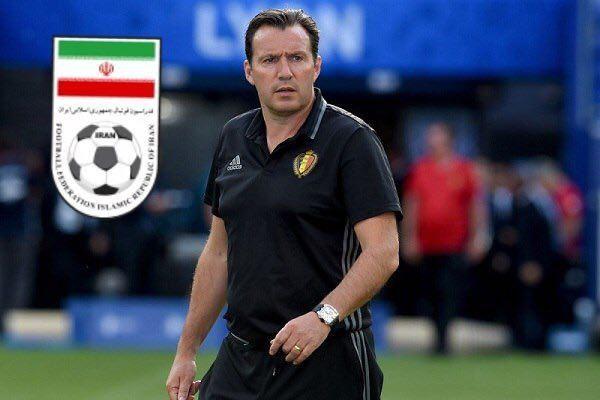 مارک ویلموتس با فدراسیون فوتبال ایران قرارداد بست