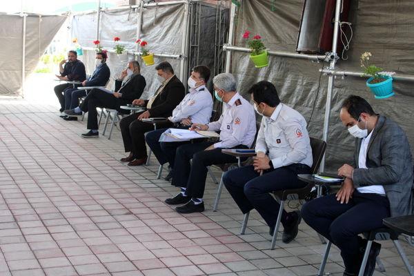 تسریع در تعیین تکلیف و رفع خطر از فضاها و ملک های ناایمن