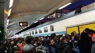 جابجایی ۵۴هزار نفر از تماشاگران دربی ۹۲با مترو