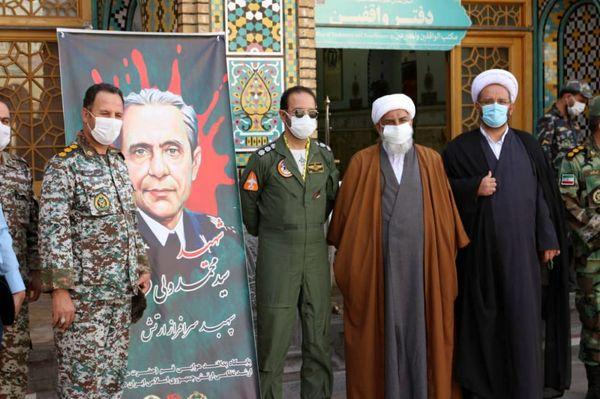 شهید «قرنی» نقش اساسی در جلوگیری از انحلال ارتش ایفا کرد