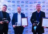 شهرداری منطقه شش موفق به دریافت نشان تقدیر نامه سه ستاره شد