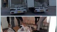 توزیع ۲۰۰۰ پرس غذا توسط پتروشیمی مارون بین زوار اربعین سید الشهدا(ع)