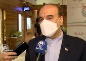 خستگی و گرسنگی کاروان ایران در فرودگاه توکیو