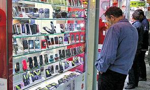کاهش قیمت موبایل با ترخیص ۶۰۰ هزار گوشی موجود در گمرک