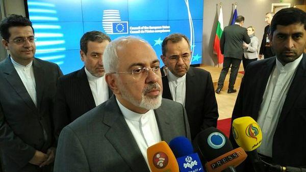تاکید ظریف بر تضمین بهرهمندیهای ایران از برجام