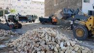 جلوگیری از زمین خواری بزرگ در منطقه چهار تهران