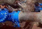 فشار آب منطقه شیخآباد قم بهبود یافت