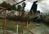 هواپیمای ایرانایر در فرودگاه کرمانشاه دچار سانحه شد