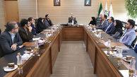 برگزاری جلسه بررسی سیستم مدیریت بهداشت،ایمنی و محیط زیست در برج میلاد