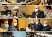 برگزاری نشست هم اندیشی شهرداری منطقه 7 با مدیریت بحران استان گیلان