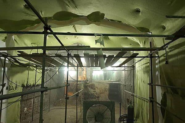 پیشرفت 75 درصدی عملیات احداث دسترسی شرقی زیرگذر گلوبندک به مترو 15 خرداد
