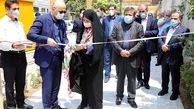 فضای جمعی زاهد گیلانی در منطقه 13 افتتاح شد