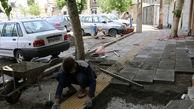 از سر گیری دوباره پروژه های عمرانی منطقه 4 تهران در سال 1400