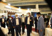 شرکت معدنی و صنعتی چادرملو در شانزدهمین نمایشگاه کانمین
