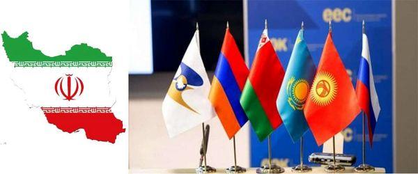 ضرورت بهره مندی ایران از بازار صادرات اوراسیا