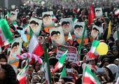 سلفی مردم با احمدینژاد در حاشیه راهپیمایی
