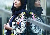 لباس زیبا و دَم پا انداختن کفش به سبک شبنم قلی خانی + عکس
