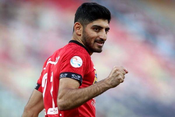 یک پرسپولیسی ارزشمندترین بازیکن ایران