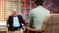 رابعه اسکویی در تولد ۵۸ سالگی اکبر عبدی +عکس