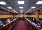 شصت و پنجمین نشست هیات اجرایی کمیته ملی المپیک برگزار شد