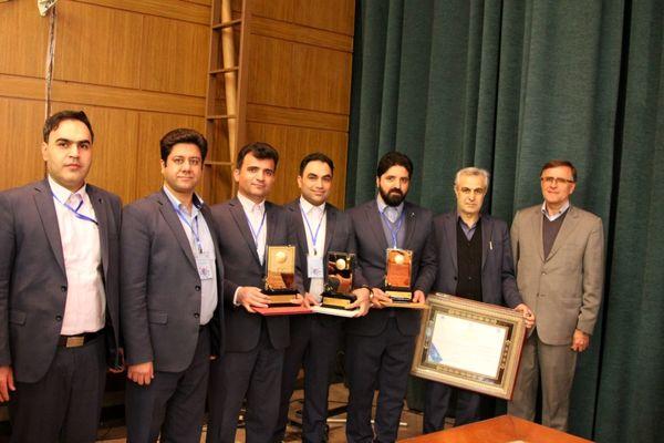 تقدیر از شعب موفق بانک حکمت ایرانیان