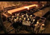 تولید ۷۰۰هزارتن تختال گامی بزرگ در جهت عبور از ظرفیت اسمی ۷.۲میلیون تنی فولادمبارکه