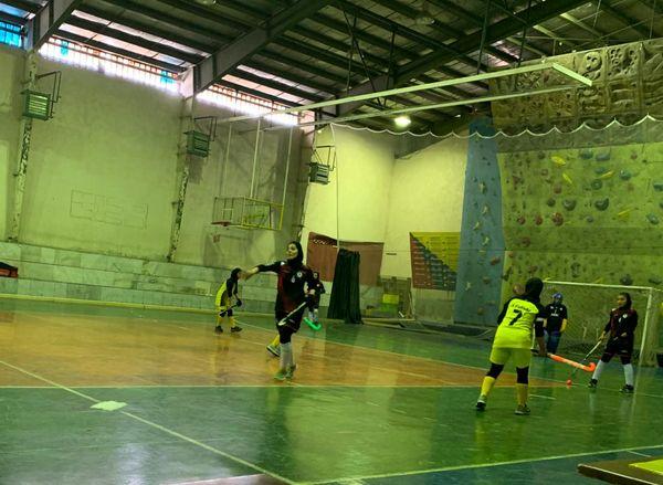 پایان مرحله مقدماتی لیگ هاکی بانوان باشگاههای کشور