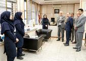 سفر مدیرعامل بیمه سرمد به استان کرمان