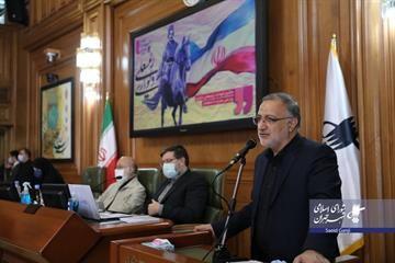 تحقق اهداف جمهوری اسلامی را با کمک مردم پیگیری خواهیم کرد