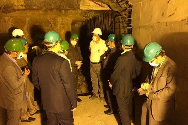 ادامه عملیات اجرایی زیرگذر گلوبندک توسط سازمان مهندسی و عمران شهر تهران