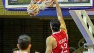 دیدار دوستانه تیم ملی بسکتبال کشورمان با اردن