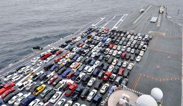 واردات خودروهای دپو شده منوط به تایید وزارت صمت
