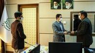 اعضای هیئت مدیره خانه مطبوعات با شهردار قم دیدار کردند