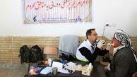 ویزیت پزشکی رایگان 200 نفر از مجاوران تاسیسات عملیاتی نفت و گاز مارون