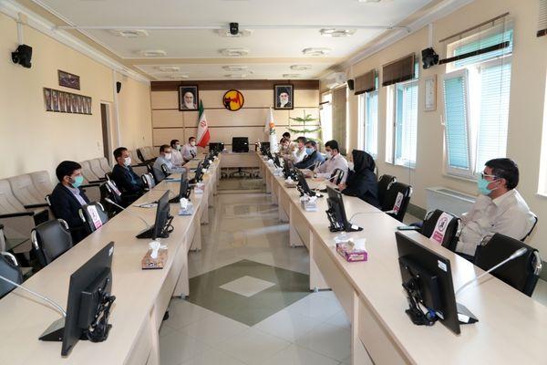 کمیته مدیریت بحران برق باختر تشکیل جلسه داد
