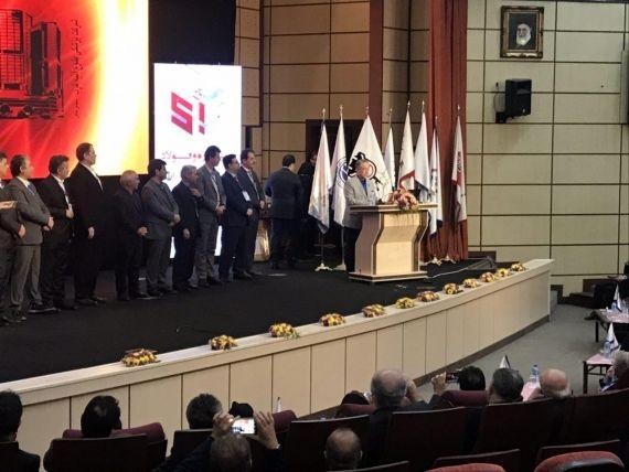 طرح های برتر فولادی سال 97 کشور معرفی شدند