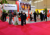 روز پرکار غرفه بیژن در نمایشگاه ایران آگروفود 2020