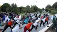 مشارکت ۶۲۰۰ نفر از شهروندان منطقه ۲ دربرنامه های ورزشی