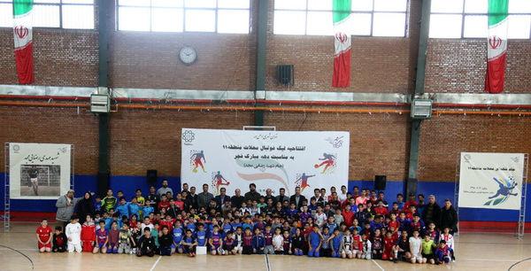 مسابقات کودکان کار، یوگا، بوچیا برای معلولین، لیگ فوتبال دانش آموزان، خیابان ورزش